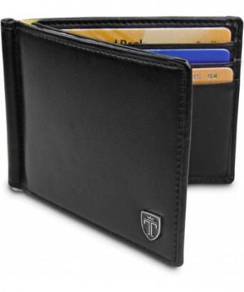 TRAVANDO Wallet VIENNA Blocking Minimalist