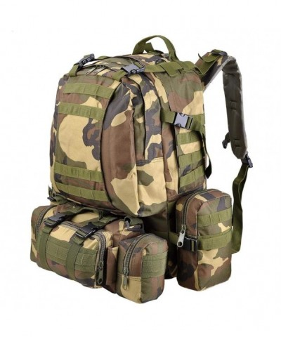 AW Tactical Rucksacks Traveling camouflage
