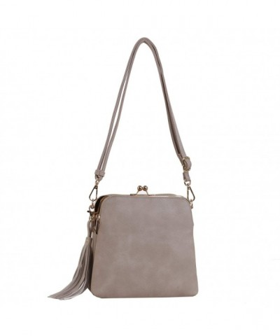 MKF Collection Crossbody Shoulder Mia Farrow