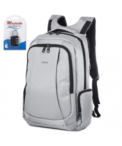 Business Backpack Resistant Ergonomic Professional