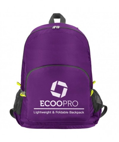ECOOPRO Lightweight Packable Backpack Waterproof