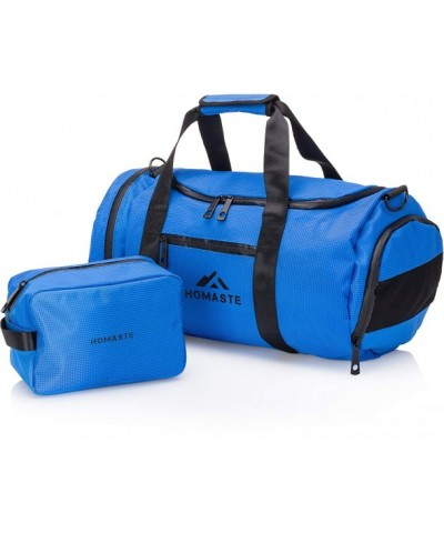 Homaste Gym Bag Bundle Compartment