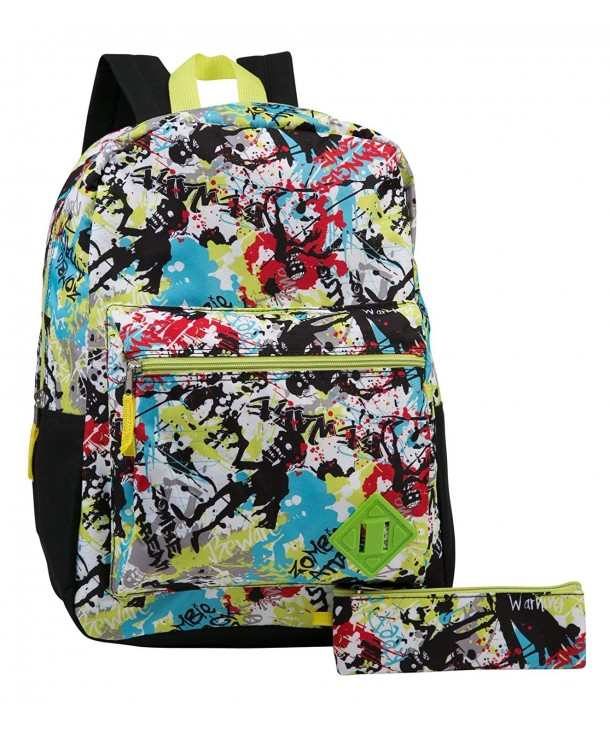 ReBoot Zombie Attack Pencil Backpack