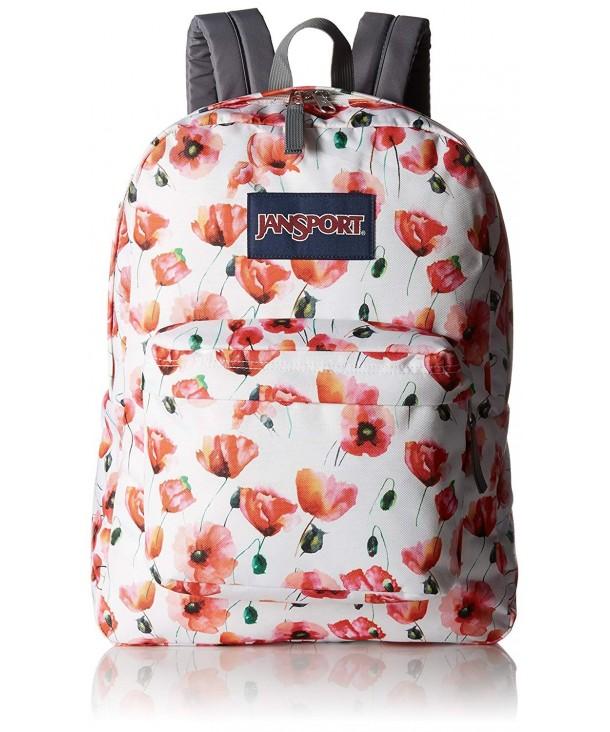 JanSport Womens Superbreak Multi Backpack