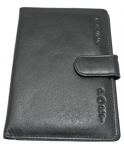 Neptune Giftware Genuine Leather Passport