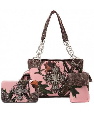 Camouflage Western Concealed Handbags Shoulder