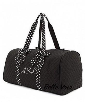 Belle Voir Quilted available personalization