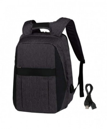Backpack Large capacity Detachable Charging Function