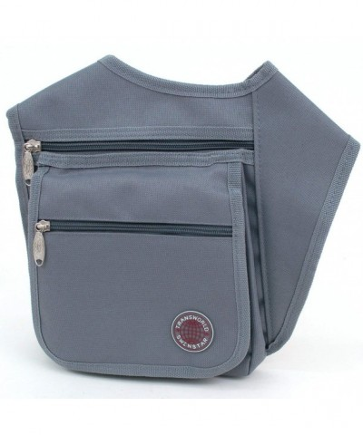 Swinstar Cross Body Messenger Gray