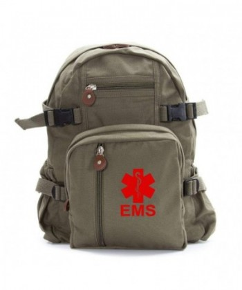 Emergency Services Army Heavyweight Backpack