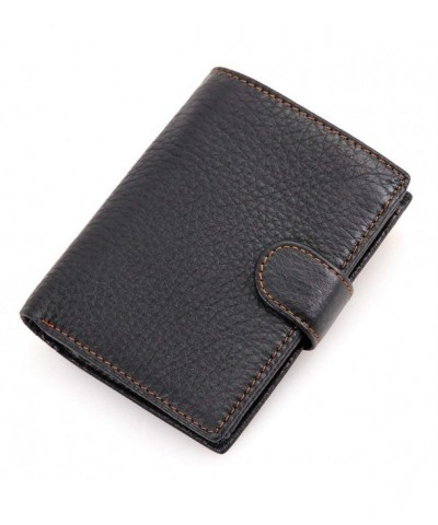 Geremen Leather Trifold Wallet Classic