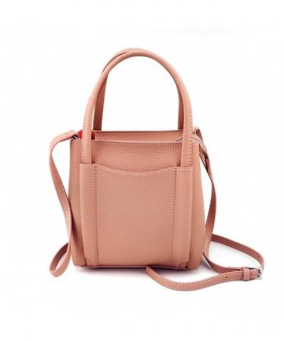 Jieway Leather Fashion Top handle Cross body