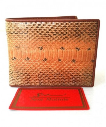 Designer Men's Wallets Online