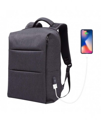 Nuheby Backpack Compartments Resistance Shockproof