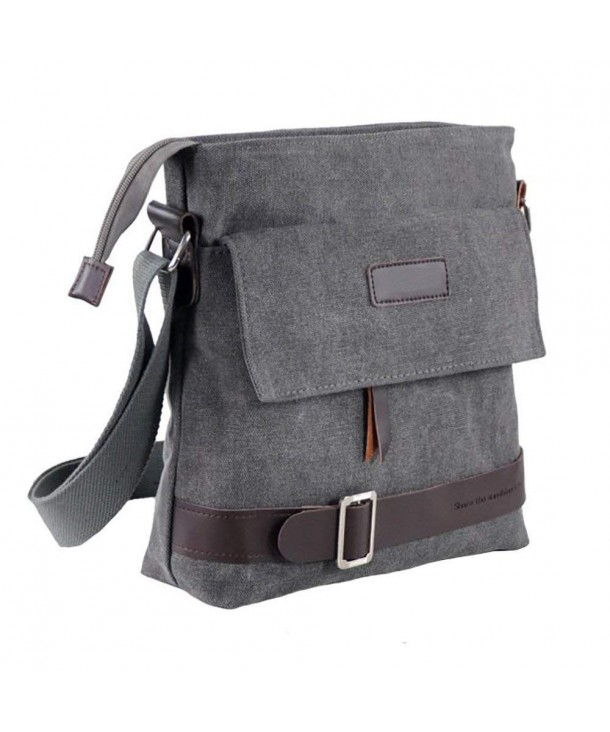 Mfeo Vintage Canvas Messenger Cross Body x