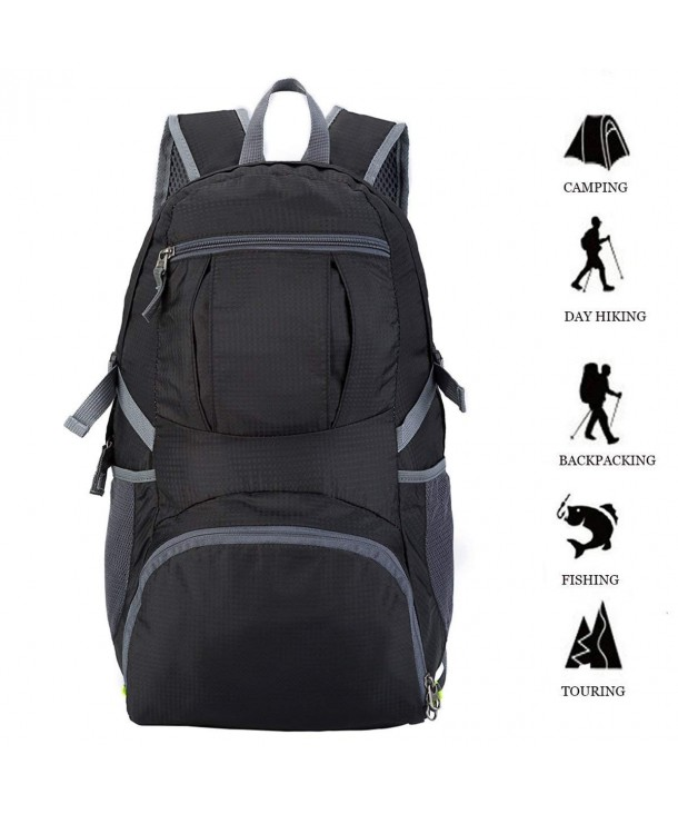 FlowFly Packable Backpack Lightweight Waterproof