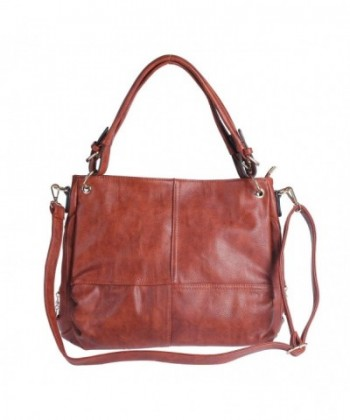 Damara Practical Genuine Leather Shoulder
