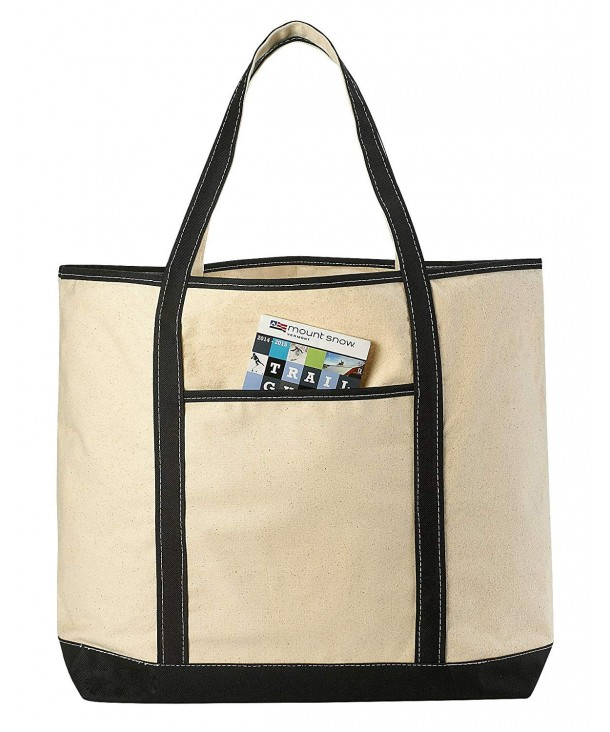 Canvas Tote Beach Bag Carrying