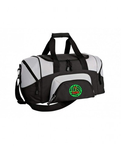 Volleyball Personalized Colorblock Sport Duffle
