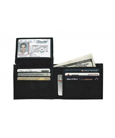 Blocking Wallets Genuine Leather Wallet