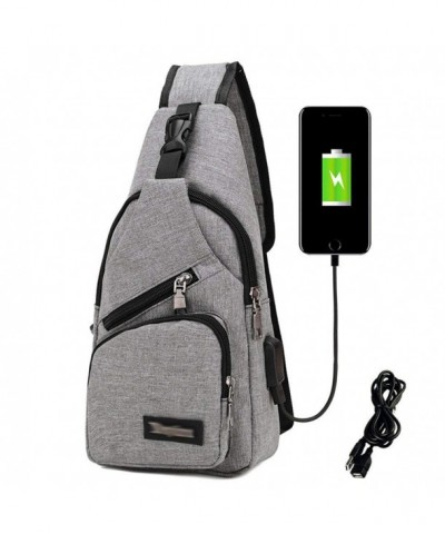 Backpack Crossbody Bags Daypack Charging