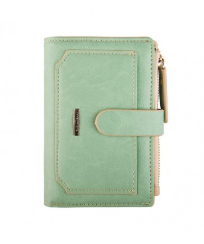 INDRESSME Womens Wallet Vintage Compact