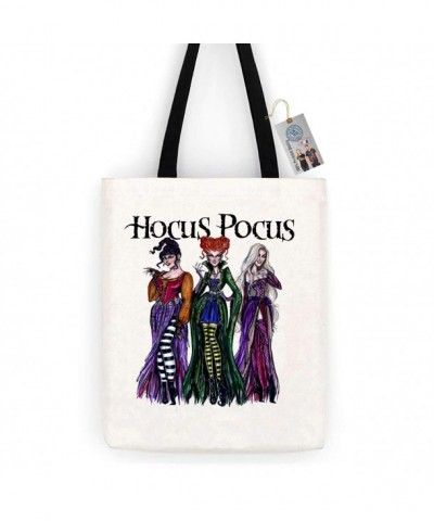 Hocus Sanderson Sisters Cotton Canvas