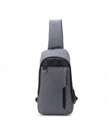 Sechunk shoulder Backpack Messenger Crossbody