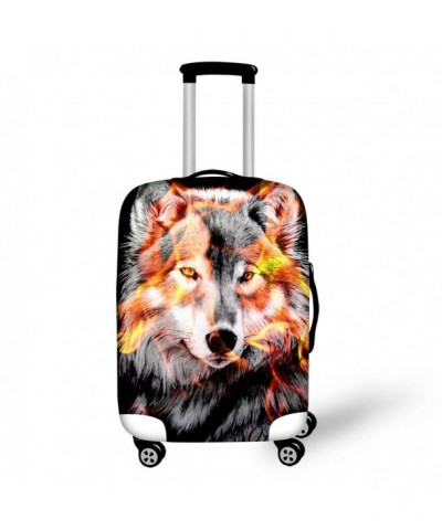 Coloranimal Stylish Printed Suitcase Protective