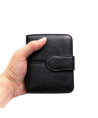 Blocking Wallet Genuine Leather Zipper