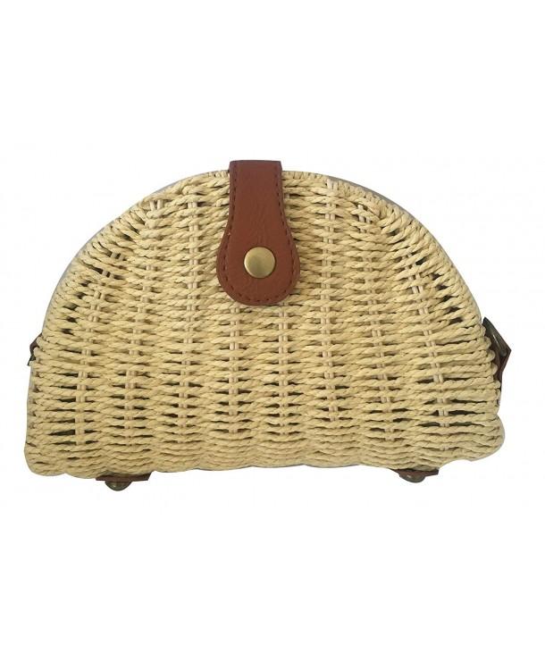 Hycurey Crossbody Handbag Handmade Shoulder