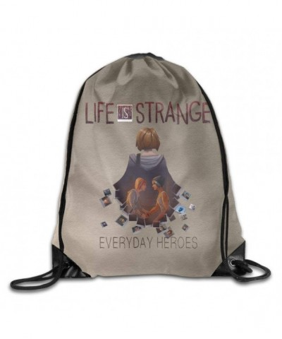 AK79 Personalized Strange Poster Backpack