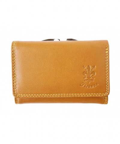 Ann Tarry Genuine Leather Compartments