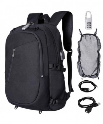XQXA Computer Backpack Rucksackk Basketball