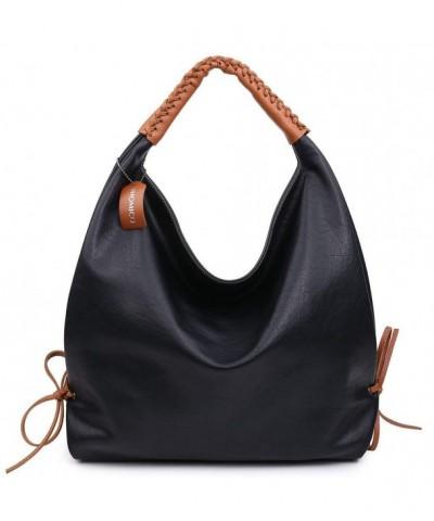 Shomico Shoulder Handbags Fashion Metallic