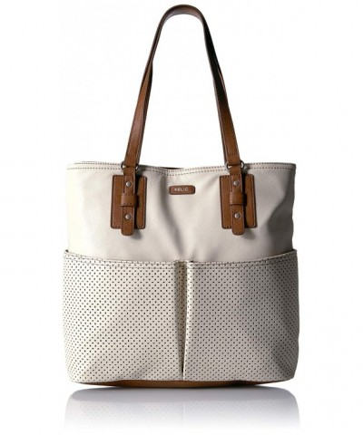Relic Hailey Tote Cloud White