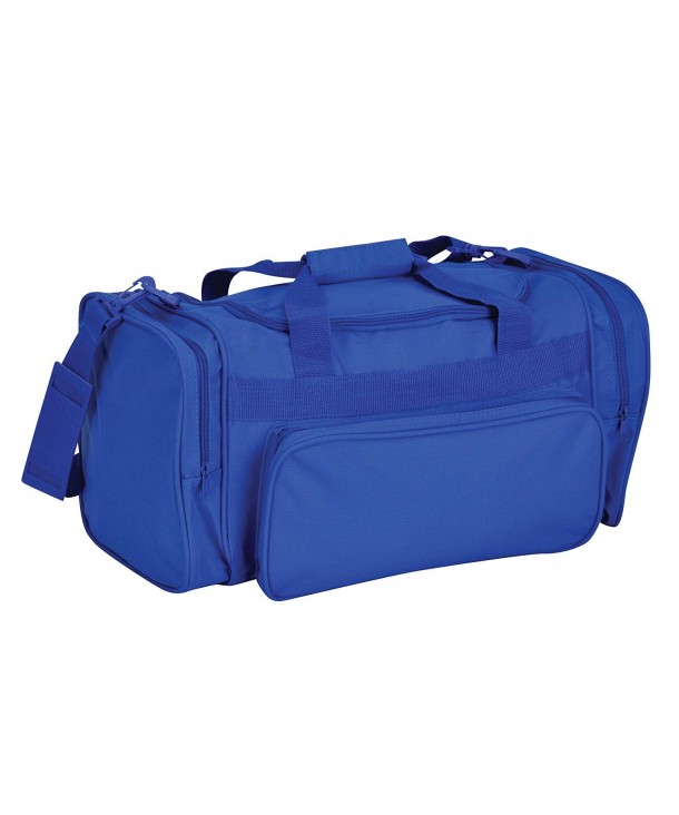 Durable Canvas Sports Duffel Getz