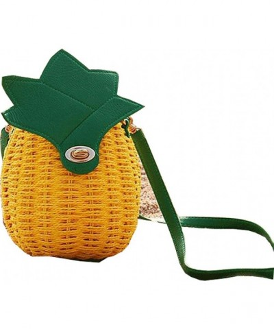 Buenocn Summer Shoulder Pineapple Shy999
