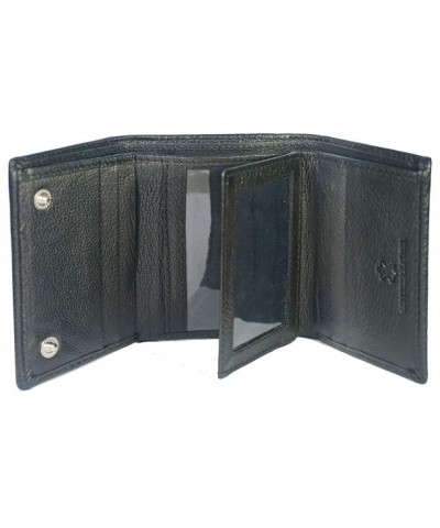 Trifold Wallet Capacity Windows Bullz