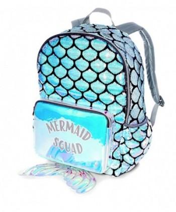 Justice Mermaid Squad Backpack