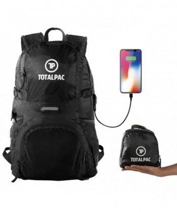 Totalpac Lightweight Hiking Travel Backpack