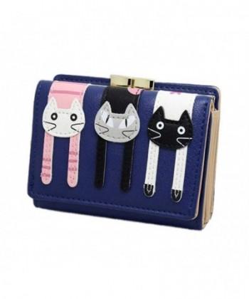Mandy Fashion Leather Wallet Handbag