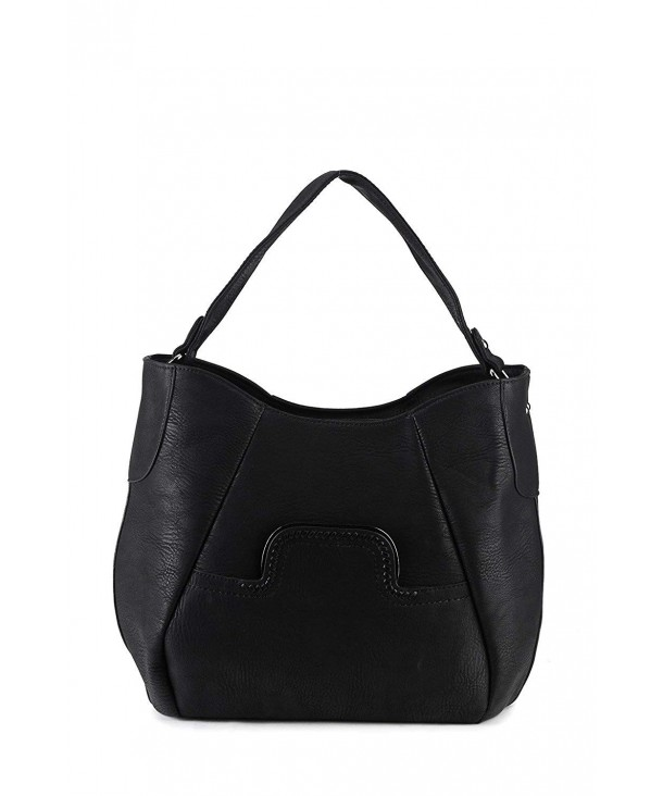 Designer Handbag Purse LeReve Black