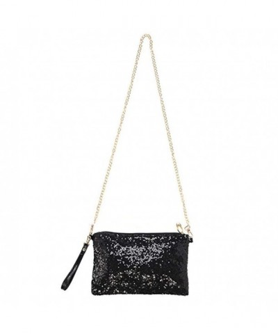 Glitter Sequins Crossbody Shoulder Evening