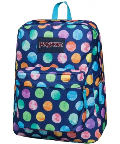 JanSport Unisex SuperBreak Watercolor Backpack