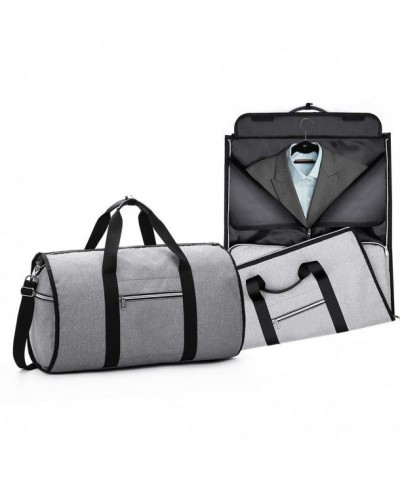Convertible Garment Shoulder Strap Duffel