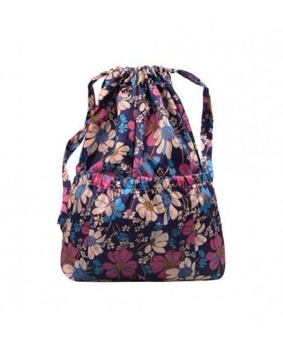 Drawstring Backpack Original Shopping Rucksack