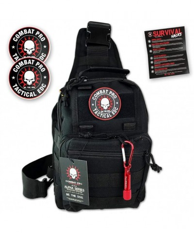 COMBAT PRO Alpha Tactical Shoulder