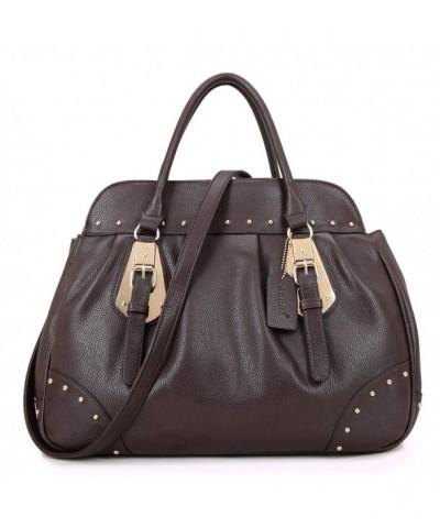 Dasein Handbag Shoulder Studded Designer