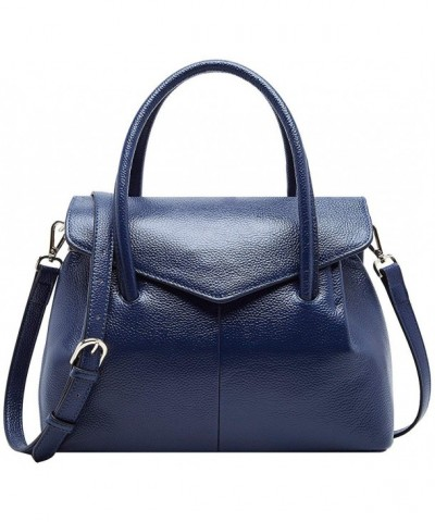 BOYATU Leather Handbag Elegant Business